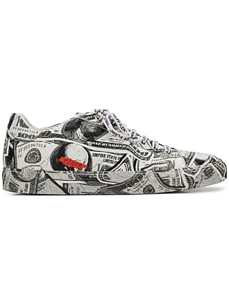 Philipp Plein Dollar low-top sneakers - White