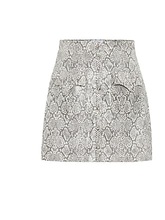 Nanushka Exclusive to Mytheresa - Erin faux snakeskin skirt