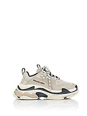1502b2b1a946f Balenciaga Womens Triple S Sneakers - Gray Size 10
