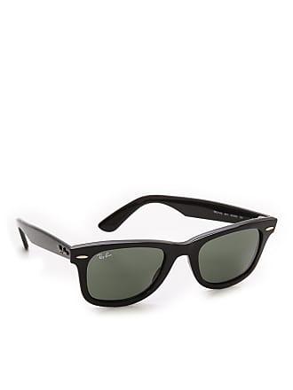 a8609bdc14f Ray-Ban Original Wayfarer Sunglasses - Black Green