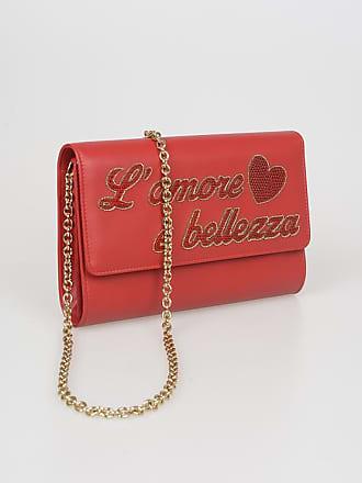 cf1b7b71b13 Dolce & Gabbana Leather DG MILLENNIALS Shoulder Bag size Unica