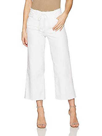 Paige Womens Lori W/Drawstring Waistband Jeans Optic White, 28