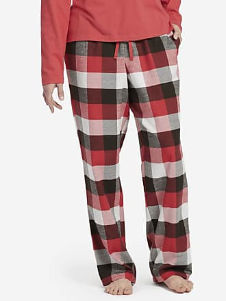 40a471e9ec7f Life is good Womens Sleepy Red Plaid Classic Sleep Pant XL Americana Red