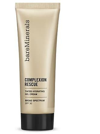bareMinerals DELUXE COMPLEXION RESCUE TINTED MOISTURIZER - HYDRATING GEL CREAM, Wheat 4.5