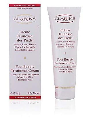 Clarins Foot Beauty Treatment Cream for Unisex, 4 Ounce