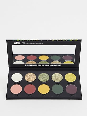 Uoma Beauty Beauty Black Magic Colour Eyeshadow Palette - Allure-Multi