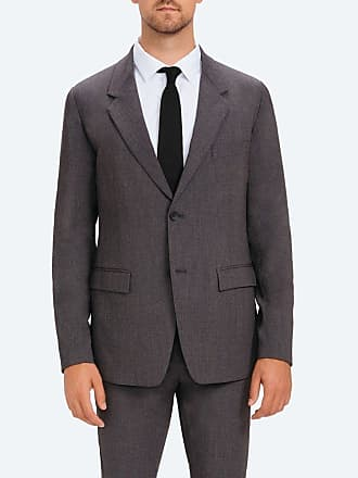 Ministry of Supply Mens Velocity Suit Jacket - Charcoal size 36
