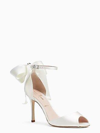 Kate Spade New York Ilise Heels, Ivory - Size 11