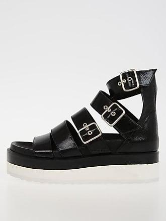 Pierre Hardy Leather Platform Sandals size 37