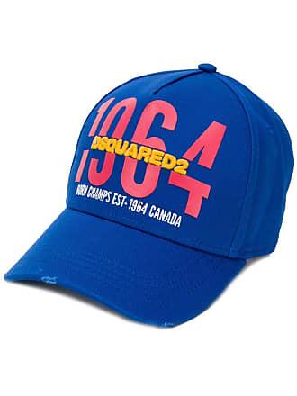Dsquared2 1964 baseball cap - Azul