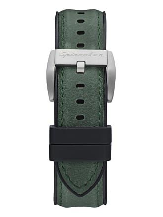 Spinnaker Durevole Rubber Leather Hybrid Strap - 22mm