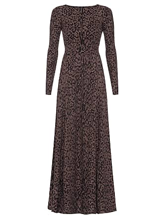 Animale VESTIDO LONGO - ANIMAL PRINT