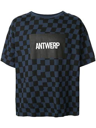 Facetasm Camiseta com estampa de logo - Azul