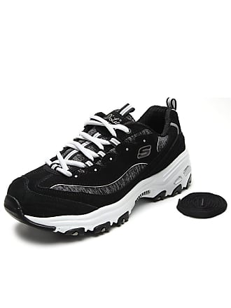 Skechers Tênis Skechers Performance DLites - Me Time Preto