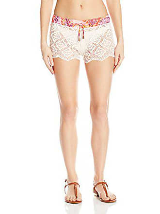 dca522c78b Delivery: free. Maaji Womens Bombon Apricot Shorts Cover Up, Beige/Khaki, M
