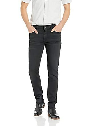 Joe's Mens Slim Fit Jean in Enok, Coal, 40
