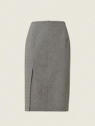Dorothee Schumacher MINIMAL VICHY layered pencil skirt 2