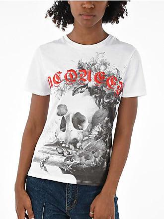Alexander McQueen Embroidered T-shirt Größe 38