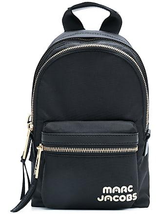 Marc Jacobs mini logo backpack - Black