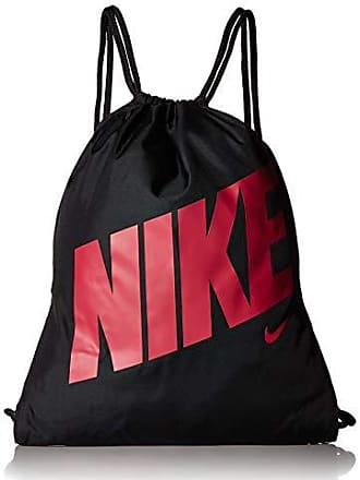 fa06770c84 Nike Graphic Gym Sack, Sacca Unisex-Bambini, Multicolore Black), 24x15x45  centimeters
