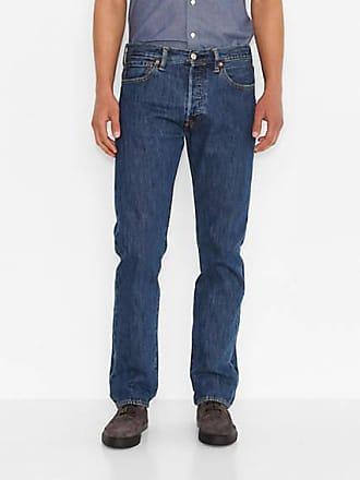 Levi's 501 Levis Original Fit Jeans - Blau / Blau