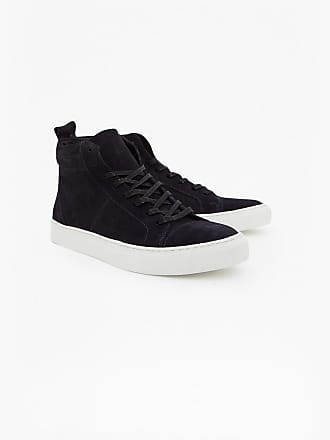 French Connection Suede High Top Trainers