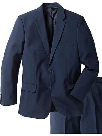 Bonprix Herr Kostym (2 delar) i blå lång ärm - bpc selection 08b6d4b08f310