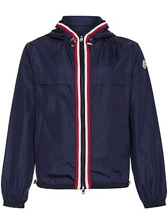 03d8ab958e11 Moncler Daneb Down Jacket With Hood - Blue