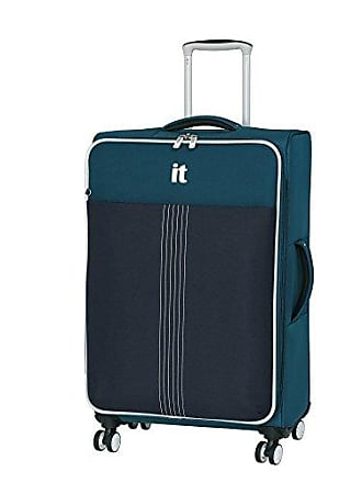 IT Luggage Filament 27.4 8 Wheel Spinner, Moroccan Dress Blues