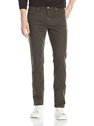 Joe's Mens Slim Fit Jean in Neutral Colors, Olive Night, 28