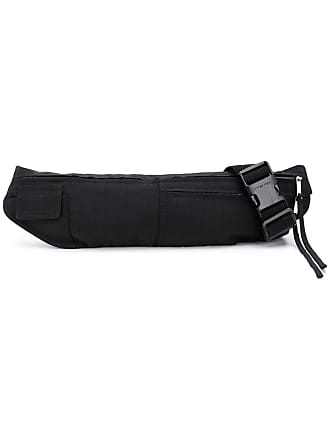 Rick Owens slim belt bag - Preto