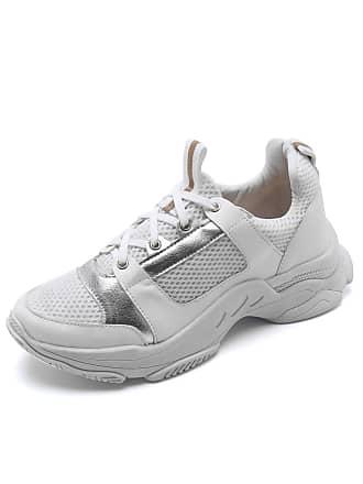 4e6d7c678f2 Dafiti Tênis DAFITI SHOES Dad Sneaker Chunky Branco