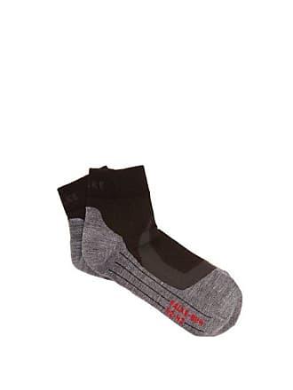 Falke Ru4 Technical Running Socks - Mens - Black