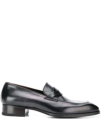 Tom Ford classic loafers - Black
