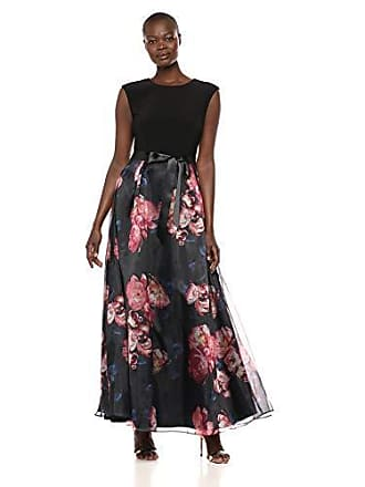 3c70f67b663 S.L. Fashions Womens Floral Printed Party Dress