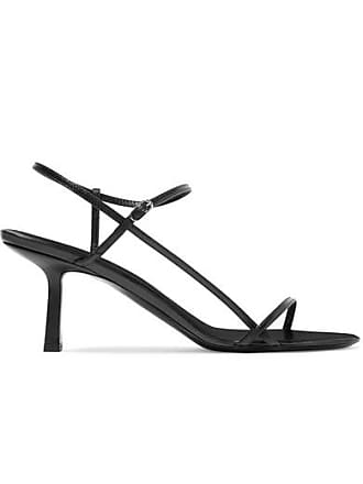 399659ea352a The Row Bare Leather Sandals - Black