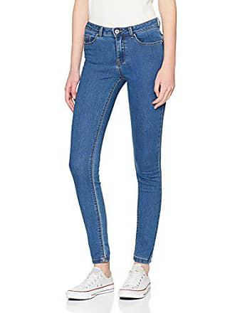 6c28dd563 Springfield 6843204 Jeans Skinny, Blu (Gamma Azules 14), 38 (Taglia  Produttore