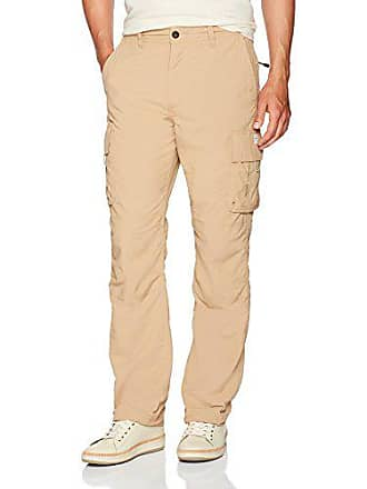 Quiksilver Waterman Mens Skipper Technical Cargo Pant, Khaki, 32