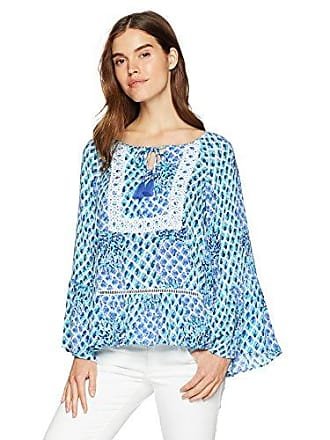 83c2a149c34617 Lilly Pulitzer® Long Sleeve Blouses − Sale: at USD $63.29+ | Stylight