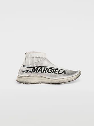 Maison Margiela Maison Margiela Sneakers White Polyamide, Elastane