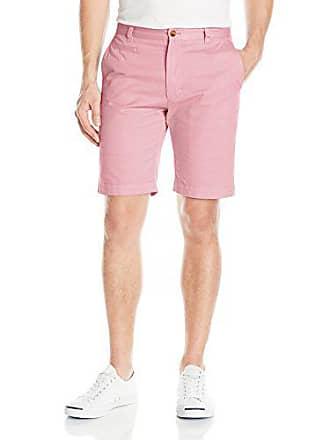 43b5b02d27d3f Louis Raphael Mens Slim Fit Flat Front Garment Dye Short