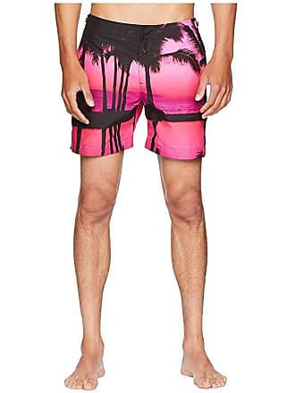 b692405ffb Orlebar Brown Bulldog Photographic Paradise Swim Shorts (Paradise Skies) Mens  Swimwear