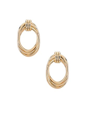 8 Other Reasons Wrapped Hoops in Metallic Gold