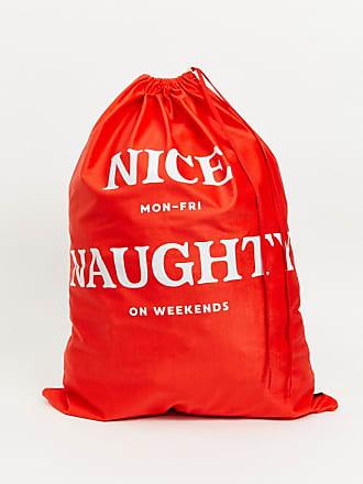 Typo Typo - Naughty and Nice - Sacco natalizio-Multicolore