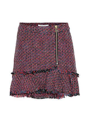 Veronica Beard Madra tweed miniskirt