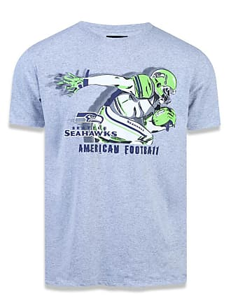 New Era Camiseta Seattle Seahawks NFL New Era Masculina - Masculino f67ff7ef10b52