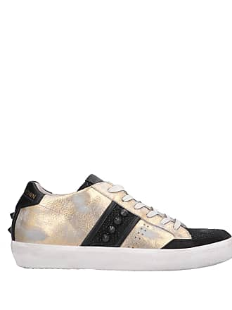 Crown CHAUSSURESSneakersTennis Leather basses Crown Leather Leather basses Crown CHAUSSURESSneakersTennis WD2Ie9YEH