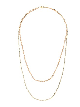 Lana Jewelry 14k Gold Duo-Chain Necklace