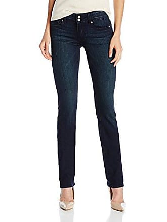 Paige Womens Hidden Hills Straight Jeans-Midlake, 26