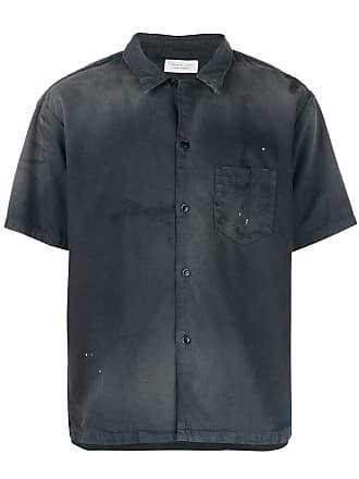 John Elliott + Co Camisa mangas curtas - Preto